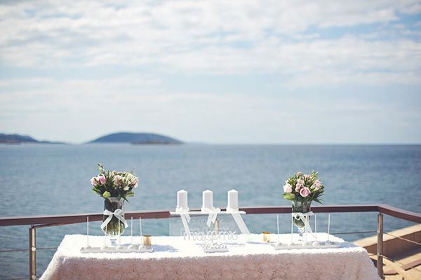 Luxury wedding styling at Grand Resort Lagonissi by www.StyleConcept.gr  γαμος-grand-resort-lagonisi