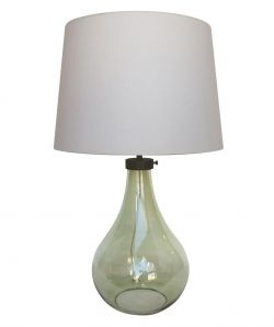 Marta Lamp, Recycled Glass
