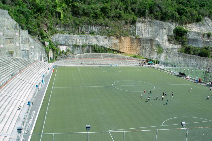 Cocodrilos Sports Park en Caracas (Venezuela)