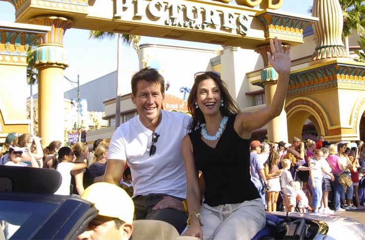 Teri Hatcher and James Denton at the ABC 3rd Annual Primetime Preview Weekend 2004