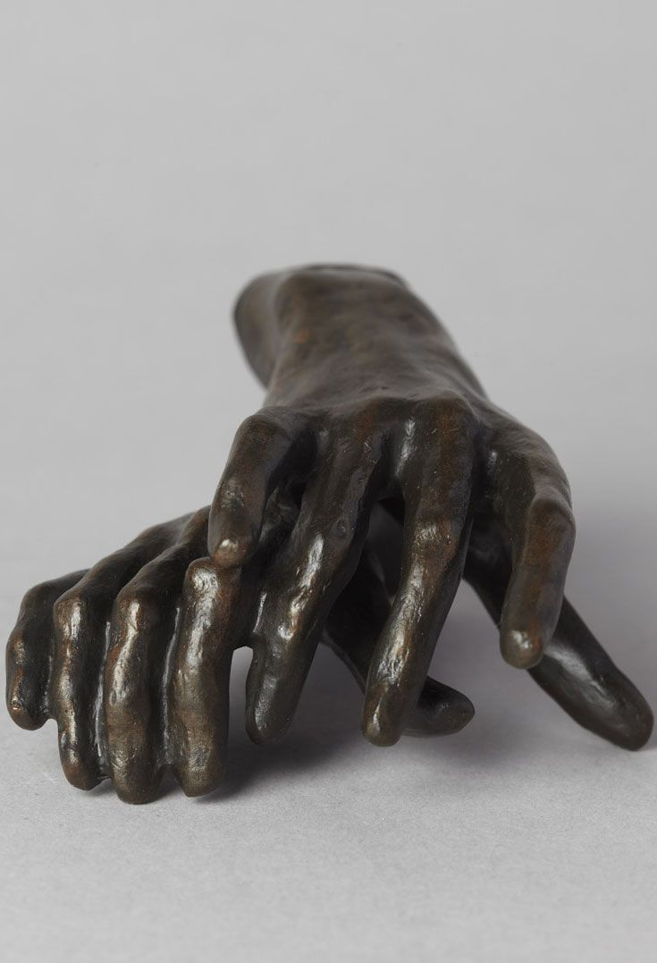 Two #Hands, 159 € / © Musée #Rodin, photographer : Florian Claudel / http://boutique.musee-rodin.fr/en/sculpture-reproductions/70-two-hands-3533231000176.html