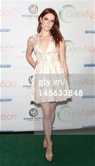 Elina Madison, GeekNation  Launch Party At Wizard World Comic Con, Philadelphia