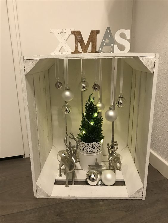 Christmas DIY Decorations Easy and Cheap