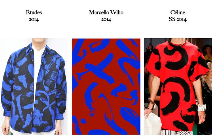 Feels Familiar? Etudes / Marcello Velho / Céline