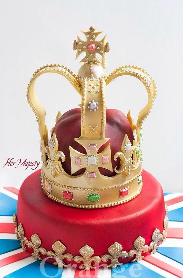 Her Majesty Cake