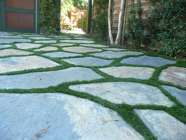 Project 1 Pavers Amp Grass Cement Driveway Driveways And
