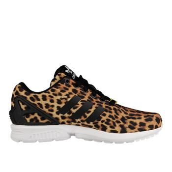 adidas zx flux women 39 s leopard sneakers wmn pinterest adidas zx flux adidas and leopards. Black Bedroom Furniture Sets. Home Design Ideas