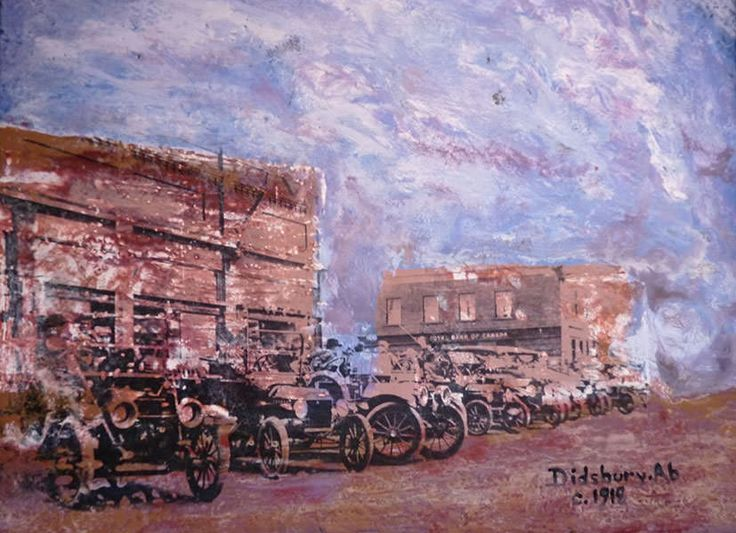 Didsbury c1918