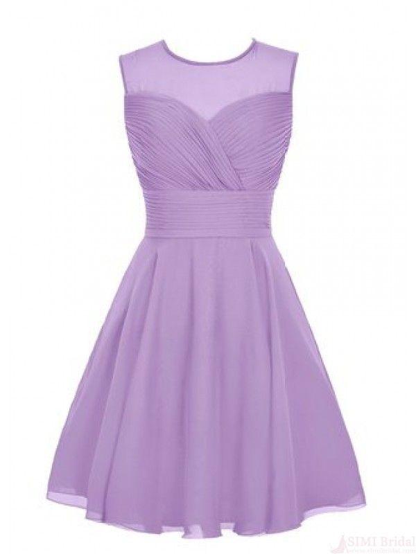 lavender cute short dress,homecoming dress #homecomingdresses