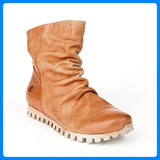 Felmini - Damen Schuhe - Verlieben Cain 9126 - Cowboy & Biker Stiefeletten - Echte Leder - Mehrfarbig - 41 EU Size - Stiefel für frauen (*Partner-Link)