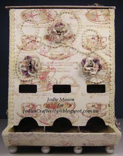 Tea Bag Holder by Jodie Mason