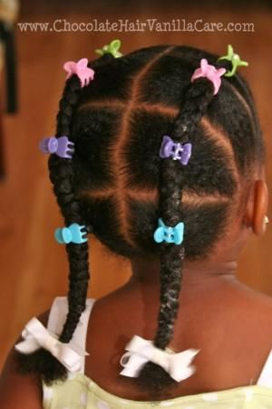 Natural Hair Care for kids   Go to www.naturalhairkids.com to see more tips…