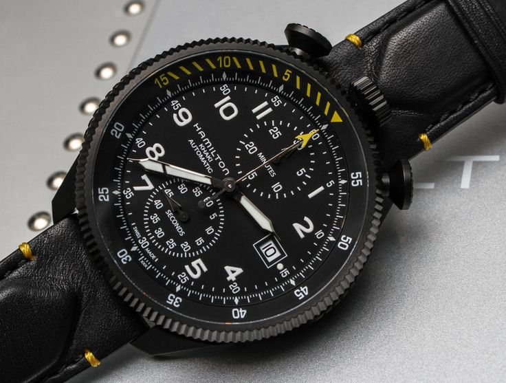 Hamilton Khaki Takeoff Limited Edition Watch Hands On   hands on