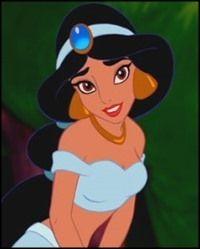 Yasmine / Aladdin / 1992 / John Musker & Ron Clemens