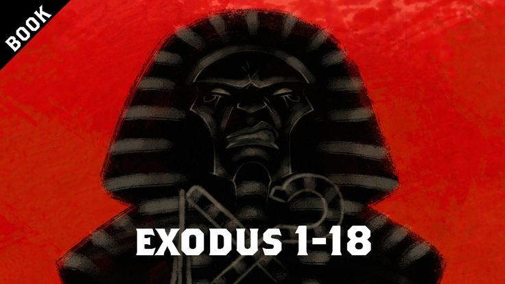 "The book of Exodus, part 1 (ch 1-18)  is the story of Moses leading Israel out of Egypt. It is the first place the words ""Redemption"" and ""Salvation"" are used in the Bible. Find out how this epic story fits into the entire Biblical Narrative."