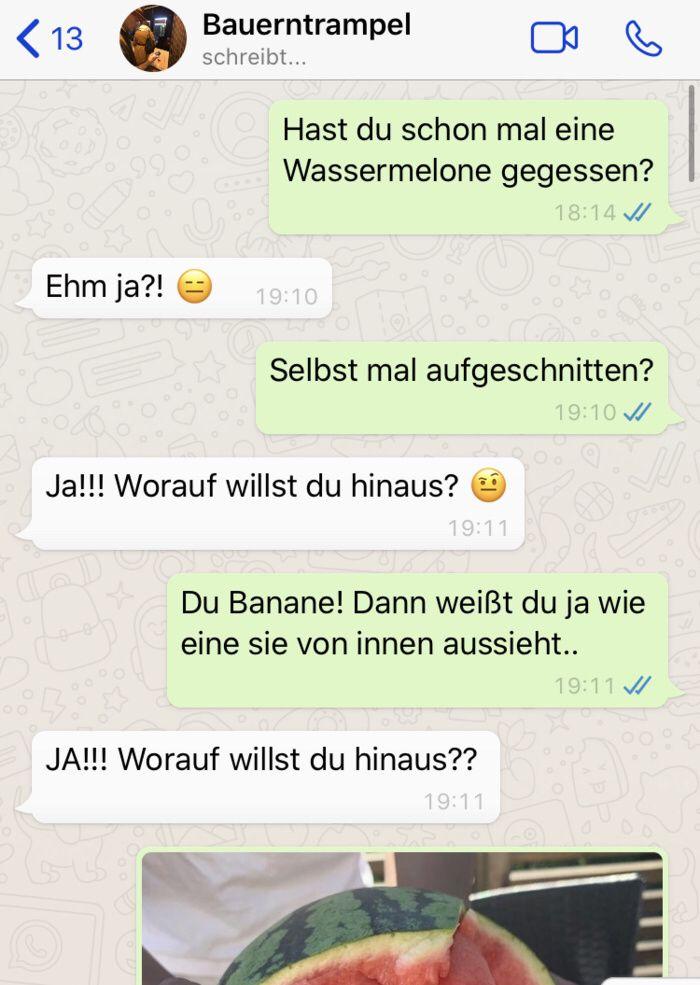 WhatsApp Chats deutsch - Was wird das bloß sein? | Humor