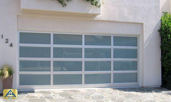 Custom Exterior Front Glass Doors for Home | Garage Doors Orange ...