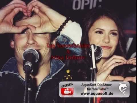 Ian and Nina- Song: Heart Attack/Never knew love would feel like a heart attack, and it's killing me. Can't think about giving it up. Worst pain that I ever had.- Good song!