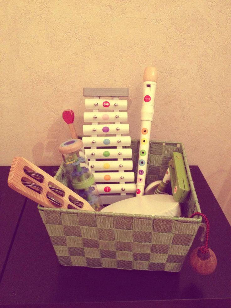 Mes jouets : Le top 3 de Bébé Chameau (12-15 mois)