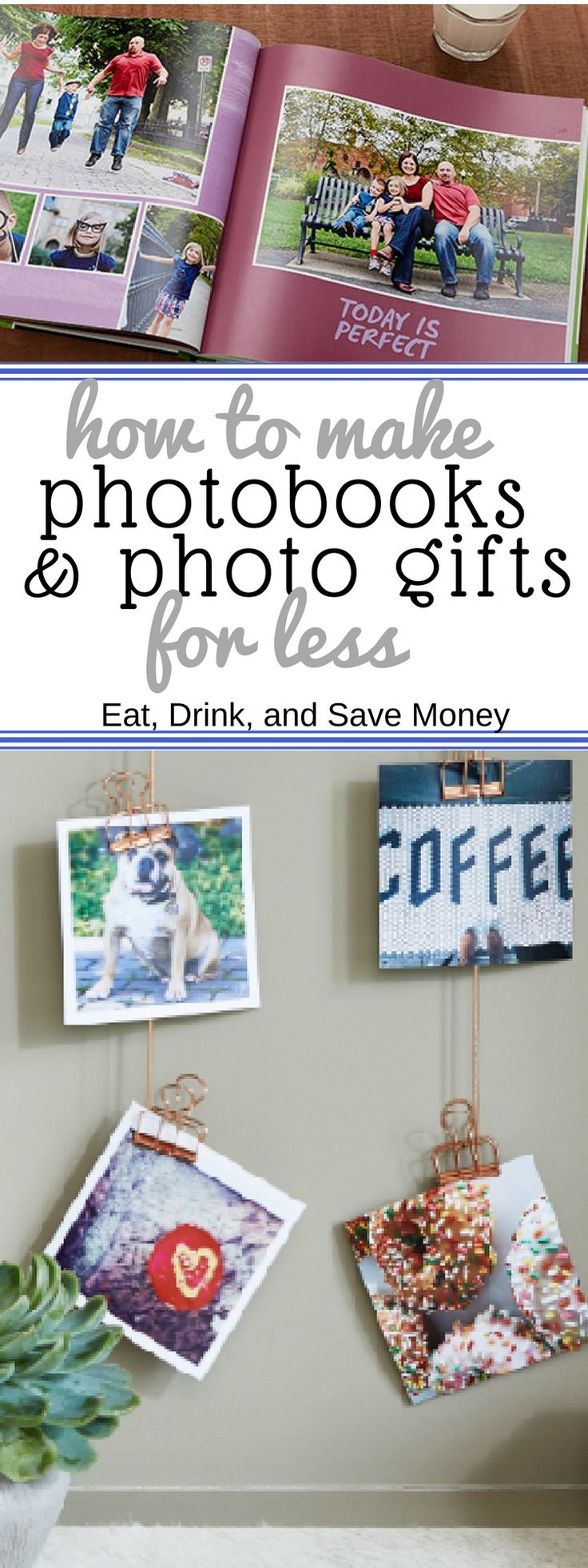 How to make photobooks & photo gifts for less using Shutterfly