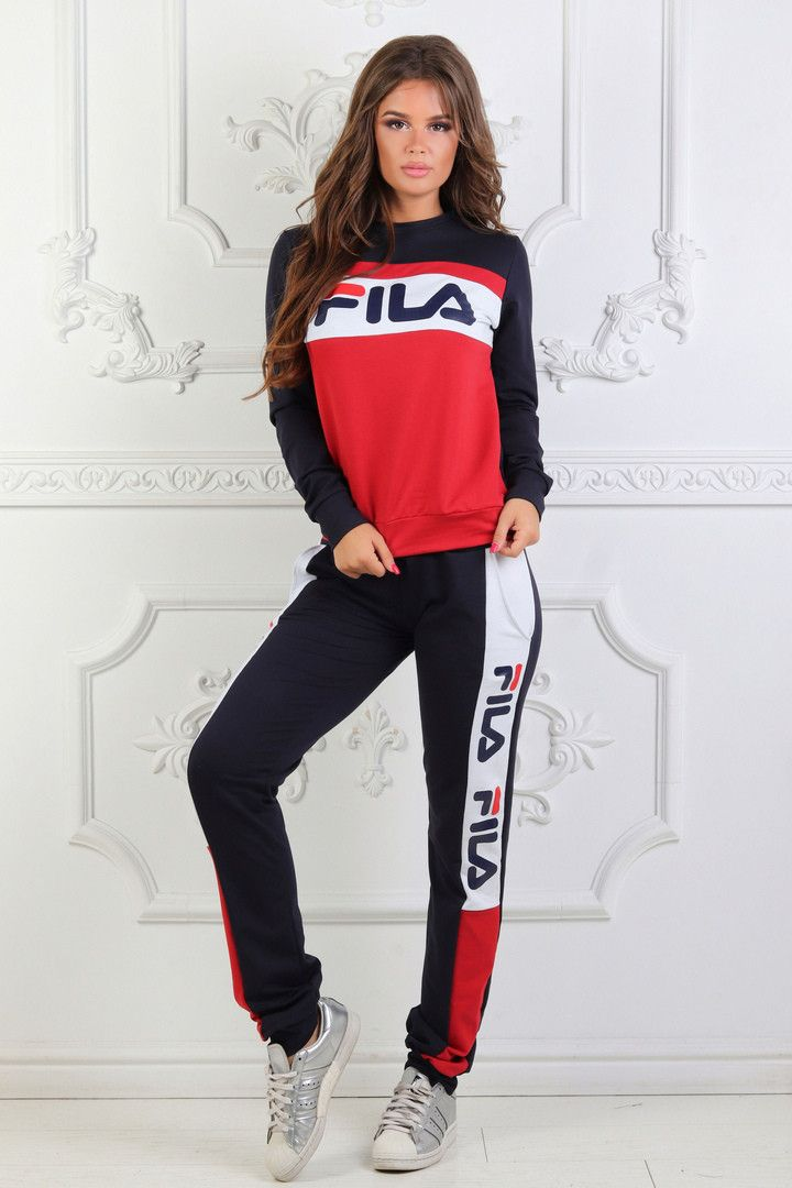 326c8e856943 Женский спортивный костюм / двунитка / Украина 6-849 в 2019 г ...