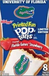 Univeristy of Florida Pop-tarts! Must have these. #UltimateTailgate  #Fanatics