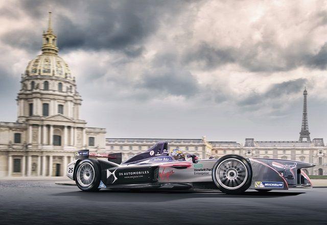 DS Virgin Racing tem encontro marcado no ePrix de Paris
