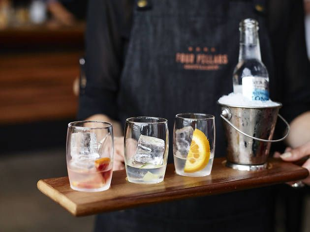 The best places to drink gin in Melbourne