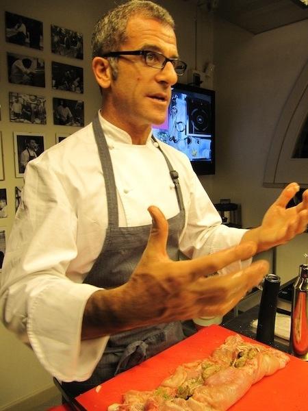In cucina con...Max Mariola