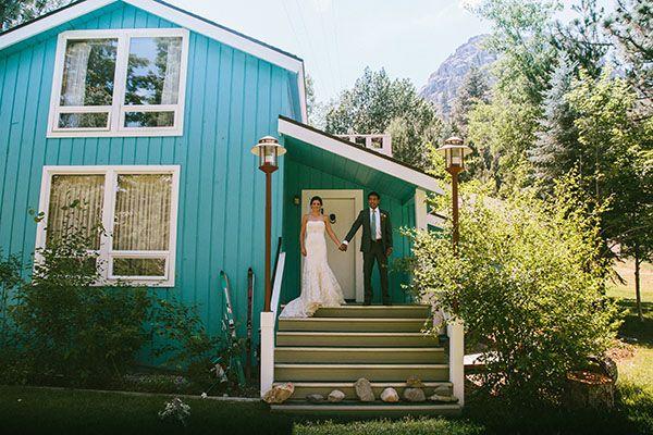 Beautiful California mountain #wedding at @plumpjackgroup #weddingplanning