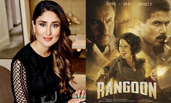 Kareena Kapoor Khan has something interesting to say about the debacle of Saif Ali Khan and Shahid Kapoor's Rangoon. http://www.glamoursaga.com/kareena-kapoor-khan-has-something-interesting-to-say-about-ragoon/