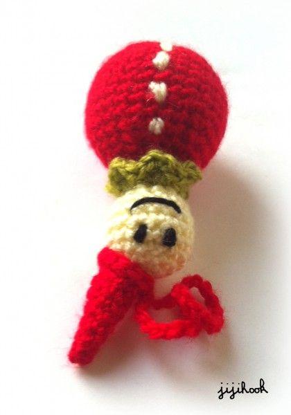Lutin en crochet - tuto