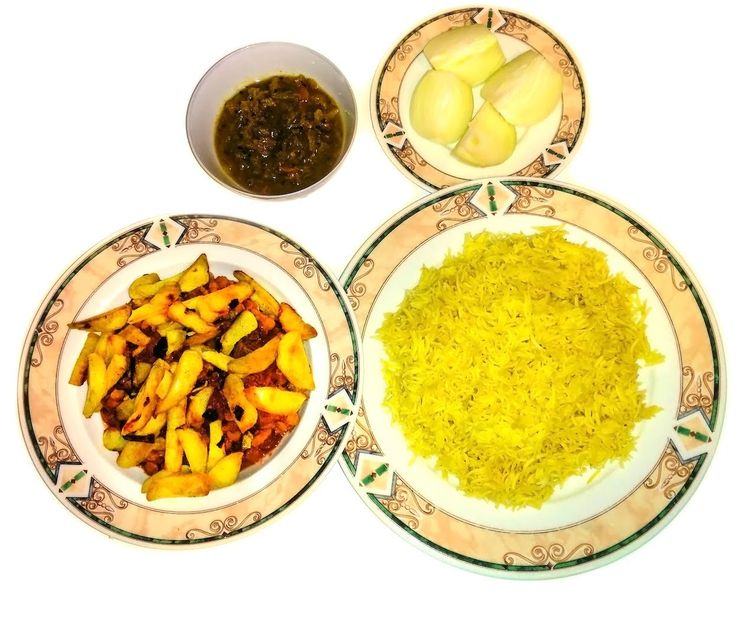 This is how to make Khoresht Gheymeh in an easy, fast and efficient way.
