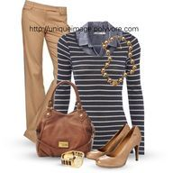 Casual Outfits   Plum and Grey   Fashionista Trends
