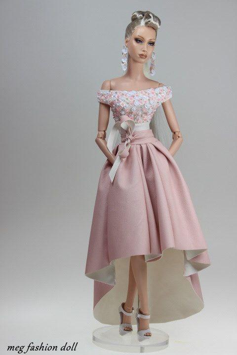 New outfit for Sybarite /Sybarite Gen X/39 | par meg fashion doll Nail Design, Nail Art, Nail Salon, Irvine, Newport Beach