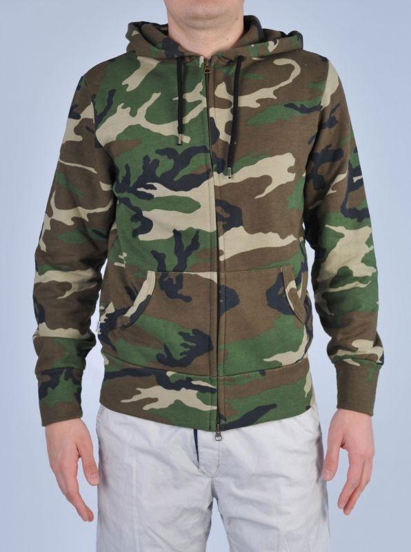 FRANKLIN & MARSHALL Felpa camouflage http://www.dipierrobrandstore.it/product/2298/Felpa-camouflage.html