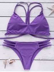 SHARE & Get it FREE | Stylish Strappy Braided Cut Out Bikini Set For WomenFor Fashion Lovers only:80,000+ Items • New Arrivals Daily • Affordable Casual to Chic for Every Occasion Join Sammydress: Get YOUR $50 NOW!