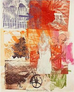 GCSE art project rauschenberg - Google Search