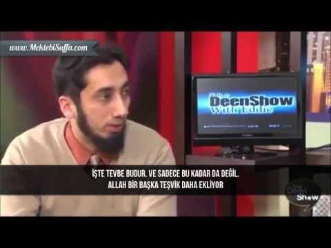 Allah Ne Yapacağımı Biliyorsa Beni Neden Yarattı? - Nouman Ali Khan