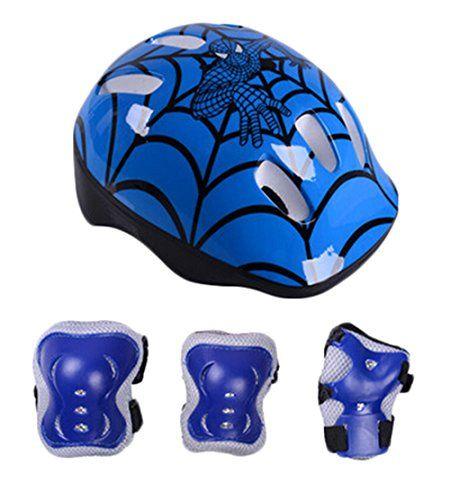 Coface 7 Pcs Children Kids Helmet and Pads Set Knee Elbow Wrist Safety Protective Support Gear Pads Blue No description (Barcode EAN = 0600978265045). http://www.comparestoreprices.co.uk/december-2016-4/coface-7-pcs-children-kids-helmet-and-pads-set-knee-elbow-wrist-safety-protective-support-gear-pads-blue.asp