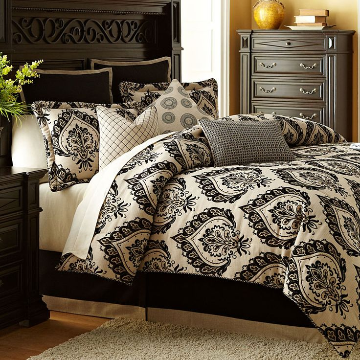 Exceptionnel Equinox Luxury Bedding Set: A Michael Amini Bedding Collection By AICO