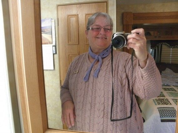 Crocheted neck warmer #tutorial