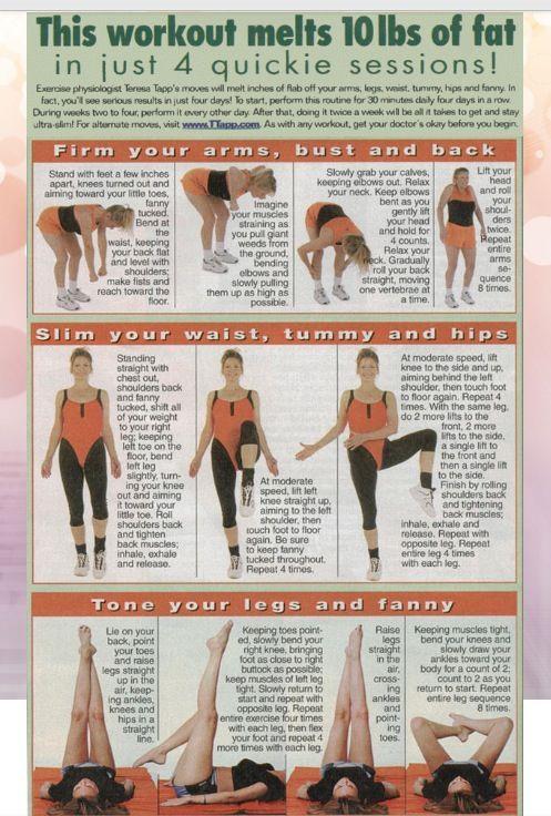 primary back stretch