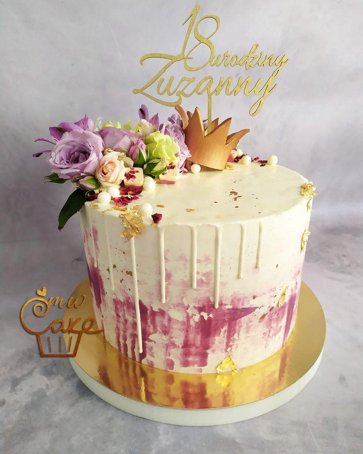Pin auf Naked Cake