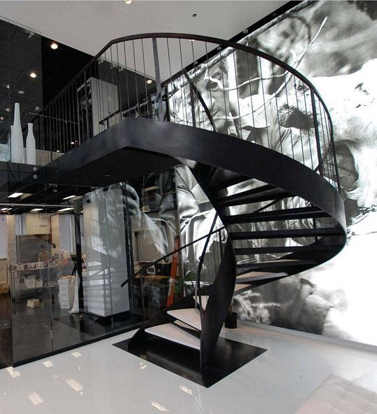 Best 35 Best Cool Staircases Images On Pinterest Stair Design 400 x 300