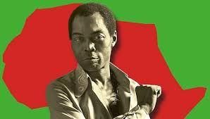 Fela 'afrobeat' Kuti
