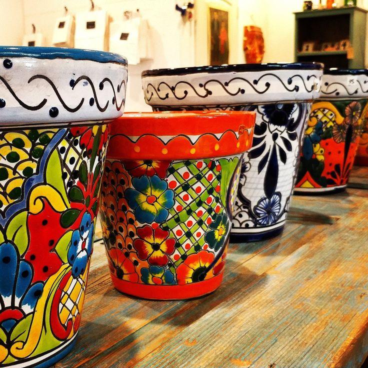 Talavera Pottery Available At Barrio Antiguo 725 Yale St