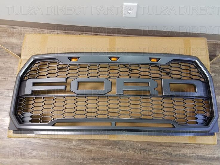 2015 2016 2017 Ford F-150 Raptor Conversion Packaged FORD Letter Grille Grill | eBay Motors, Parts & Accessories, Car & Truck Parts | eBay!