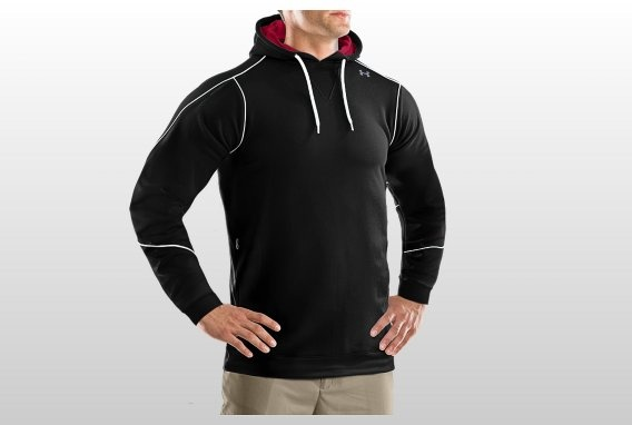Underarmour I Will Sueded Terry Hoody