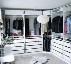 Begehbarer kleiderschrank ikea planen  Die besten 25+ Begehbarer kleiderschrank planen Ideen auf ...